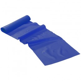 Fitnesz szalag Trendy Limite Band 2,5 m x 15 cm kék extra erős