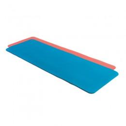 Fitnesz szőnyeg 180x58x1 cm Amaya kék