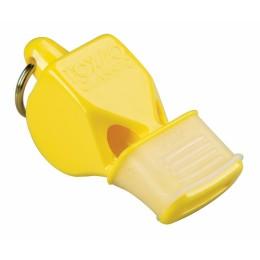 Síp Fox 40 CMG fogvédővel citrom sípzsinórral