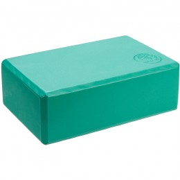 Jóga tégla Trendy 23x15x7,5 cm zöld