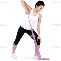 Fitnesz szalag Gymstick Emotion erős
