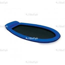 Hálós strandmatrac Intex kék