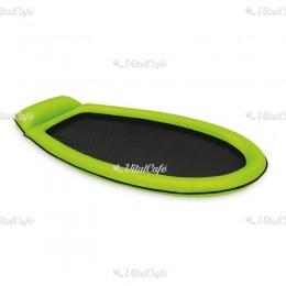 Hálós strandmatrac Intex zöld