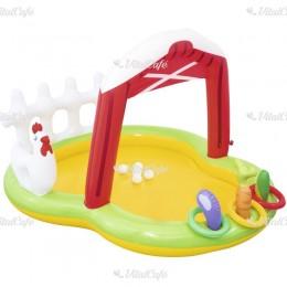 Gyermek játszómedence Bestway farm