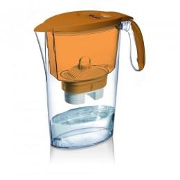Laica Clear Line  narancssárga vízszűrőkancsó