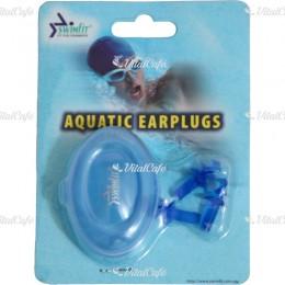 Swimfit 600911 füldugó szil., kék 3 db/csom