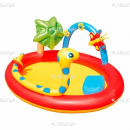 Gyermek játszómedence Bestway dinós