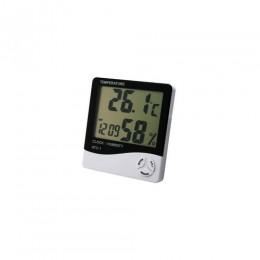 Levegő hőmérséklet és páratartalom mérő, digitális thermo-higrométer