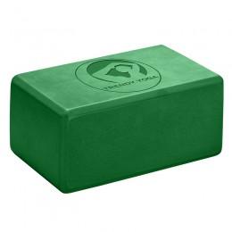 Jóga tégla Trendy 23x15x10 cm zöld