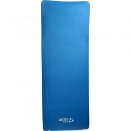 Fitnesz szőnyeg Aktivsport kék