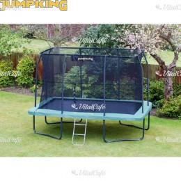 Trambulin Jumpkin szögletes 275x396 cm