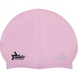 Swimfit 302090J szilikon úszósapka junior rózsaszín