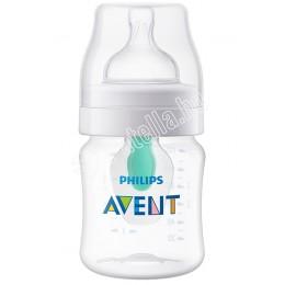 Avent anti-colic 125 ml cumisüveg + airfree szeleppel