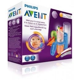 Philips Avent scf721/20 Via etetőszett komplett (unisex)