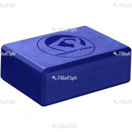Trendy Jóga tégla 23x15x7,5 cm kék