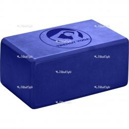 Trendy Jóga Tégla, 23x15x10 cm kék