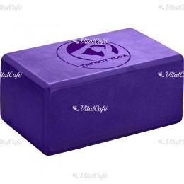 Trendy Jóga Tégla, 23x15x10 cm lila
