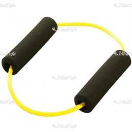 Erősítő gumikötél Trendy Tube Tone-O gyenge sárga