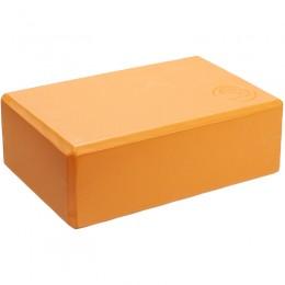 Jóga tégla Trendy 23x15x7,5 cm narancssárga
