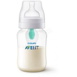 Avent cumisüveg anti-colic 260ml+szelep