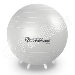 Fit-ball ülölabda 75cm gyöngyhaz