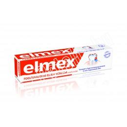 Elmex fogkrém fogszuvasodás ellen 75ml