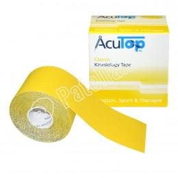 Acutop Classic kineziológiai tapasz sárga