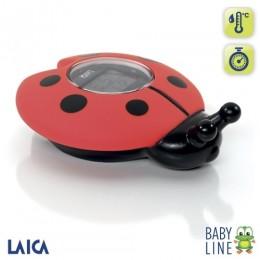 Baby Line digitális fürdő hőmérő