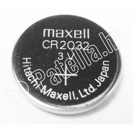 Maxell cr 2032 3v gombelem 1x bliszter