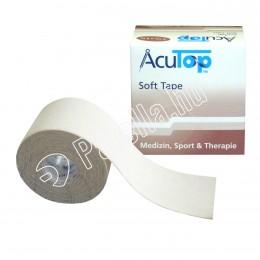 Acutop Soft kineziológiai szalag fehér