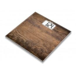 Beurer GS 203 Wood üvegmérleg