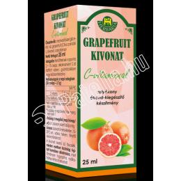 Grapefruit kivonat+c-vitamin 25ml