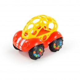 BS Játék autó Rattle&Roll Oball™piros/sárga 3hó+