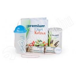 Premium diet go kezdöcsomag vanilia 420g