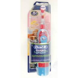 Oral-b advance power kids elemes fogkefe