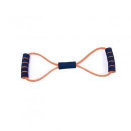 Body-Toner nyolcas alakú gumikötél Amaya gyenge narancs