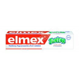 Elmex fogkrém junior 75ml 1x