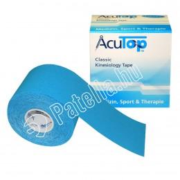 Acutop Classic kineziológiai tapasz kék