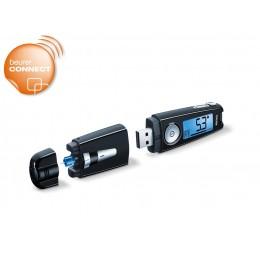 Beurer GL 50 Mmol/L Vércukorszintmérő (Fekete)