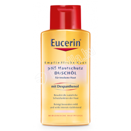 Eucerin ph5 olajtusfürdö 200ml 63121