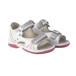 MEMO gyerekcipő - JASPIS fehér