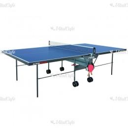 Stiga beltéri ping-pong asztal Action Roller kék