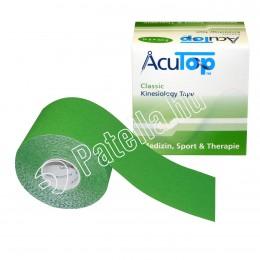 Acutop Classic kineziológiai tapasz zöld