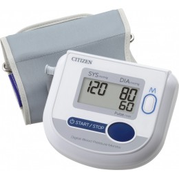 Citizen GYCH-453AC-AJ automata vérnyomásmérő, felkaros, ajándék lázmérővel