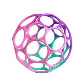 Bs játék Oball™ Classic 10 cm rózsaszín/ lila 0hó+