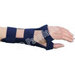 Chrisofix csukló és a hüvelykujj rögzítő bal l