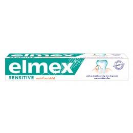 Elmex fogkrém sensitive 75ml 1x