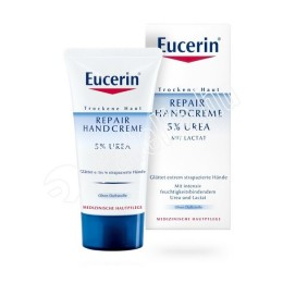 Eucerin® 5% Urea kézkrém 75ml