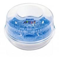 Philips Avent SCF281/02 Mikrohullámú sterilizáló (Fehér, unisex)