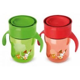 Philips Avent SCF782/00 Első ivópohár 260 ml piros (Piros, lányos)